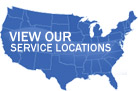 View our service locations